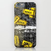 iPhone & iPod Case featuring StaineD by Arash_illusive