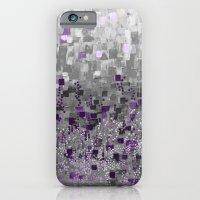 :: Purple-Rain Compote :: iPhone 6 Slim Case