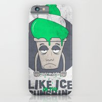 iPhone & iPod Case featuring Like Ice in the Sunshine. by Vloh