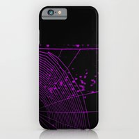 iPhone & iPod Case featuring Emo spider by Tanella