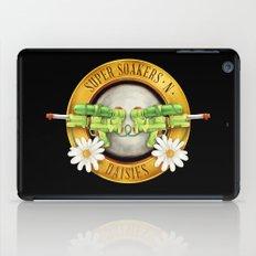 Super Soakers n Daisies iPad Case