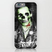 iPhone & iPod Case featuring SidZOMBIE by Rafael Bosco