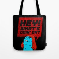 Faker: Hey-man official bootleg Tote Bag