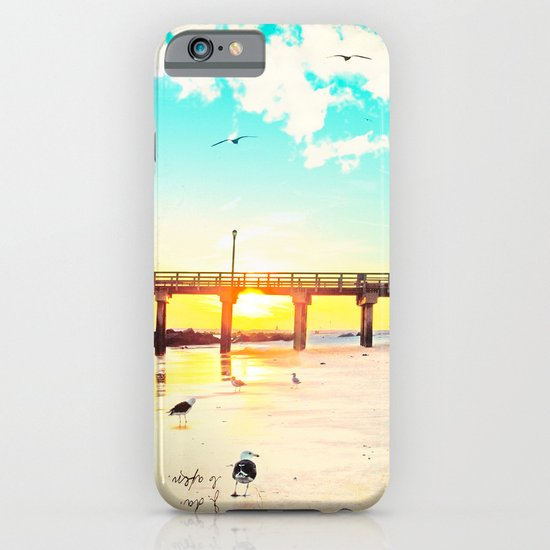 Boardwalk iPhone & iPod Case