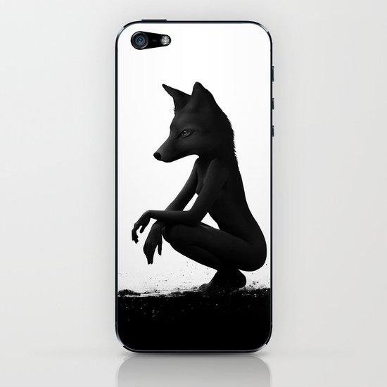 The Silent Wild iPhone & iPod Skin
