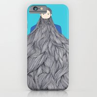 iPhone & iPod Case featuring SuperBeard by Prince Arora