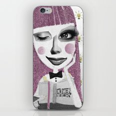 I think therefore I am... single iPhone & iPod Skin