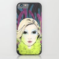 iPhone & iPod Case featuring circus by rena rulianti