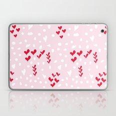 giving hearts gving hope: animal print Laptop & iPad Skin