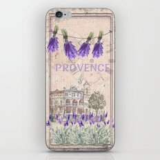 Provence - my love iPhone & iPod Skin