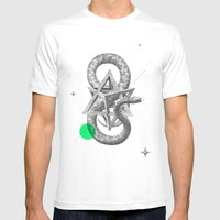 Archetypes Series: Rebirth Mens Fitted Tee White SMALL