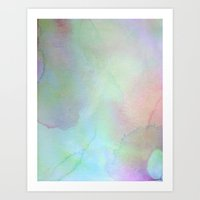 Color Field/Washes II Art Print