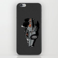 DeLorean iPhone & iPod Skin