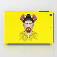 Breaking Bad - Walter Wh… iPad Case