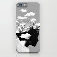 iPhone & iPod Case featuring It's A Cloudy Day by Robert Farkas