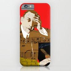Sergei Rachmaninov iPhone 6 Slim Case