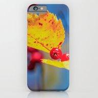 iPhone & iPod Case featuring Yellow Leaf by Svetlana Korneliuk