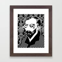 Vincent SW x6 Framed Art Print