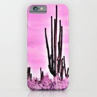 Wild Cactus iPhone 6 Slim Case