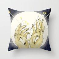 Liberosis Throw Pillow