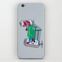 Beer Pong iPhone & iPod Skin