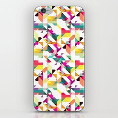 Aztec Geometric IV iPhone & iPod Skin