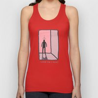 Where Was I Going? Unisex Tank Top