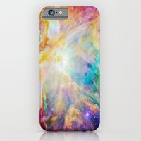 nebula iPhone & iPod Cases featuring nEBula : Colorful Orion Nebula by 2sweet4words Designs