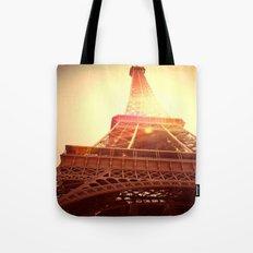 Eiffel Tower II Tote Bag