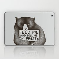 Feed Me And Tell Me I'm … Laptop & iPad Skin