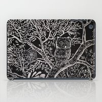 The night iPad Case