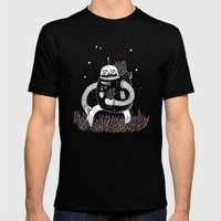 Harvest (The Motive) Mens Fitted Tee Black SMALL