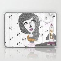 If We Can Put One Man On… Laptop & iPad Skin