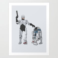 What are your Prime Directives? Art Print