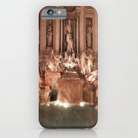 Make a Wish at Trevi Fountain iPhone 6 Slim Case