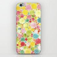 dream bubbles iPhone & iPod Skin