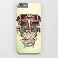iPhone & iPod Case featuring Transcendental Tourist by Boots