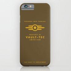 Fallout 4 Vault-Tec iPhone 6 Slim Case