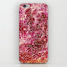 - red palace - iPhone & iPod Skin