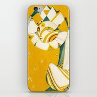 Guardian Of The Moon iPhone & iPod Skin
