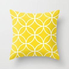 Pattern 2B Throw Pillow