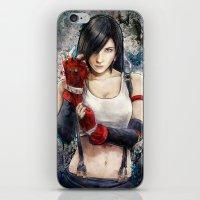 Final Fantasy VII Tifa L… iPhone & iPod Skin