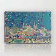Philadelphia City Skylin… Laptop & iPad Skin