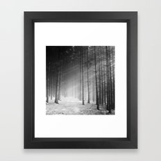 Aftermath Framed Art Print