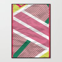 Back To The Future Hover… Canvas Print