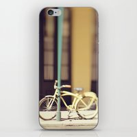 Yellow New Orleans Bicyc… iPhone & iPod Skin