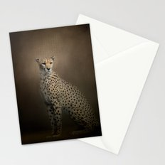 The Elegant Cheetah Stationery Cards