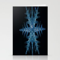Christmas Time In The Ci… Stationery Cards