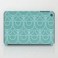 MCM Tulip Outline In Lig… iPad Case