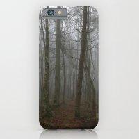 Foggy Woods iPhone 6 Slim Case
